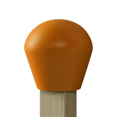 Streichholzregal für die Halle - Orange