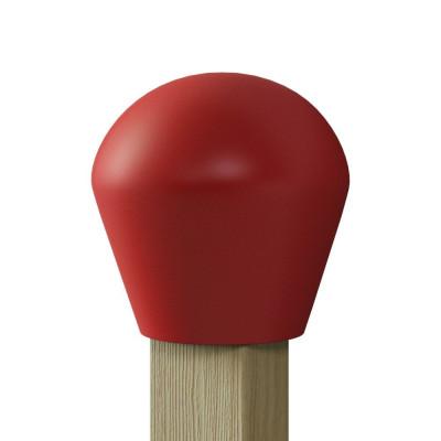 Streichholzregal - Rot