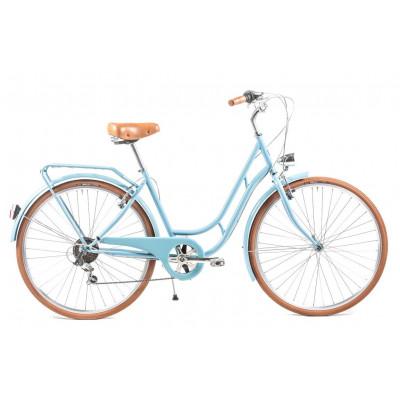 Classic Bicycle Capri Berlin 6 Speed | Pastel Blue