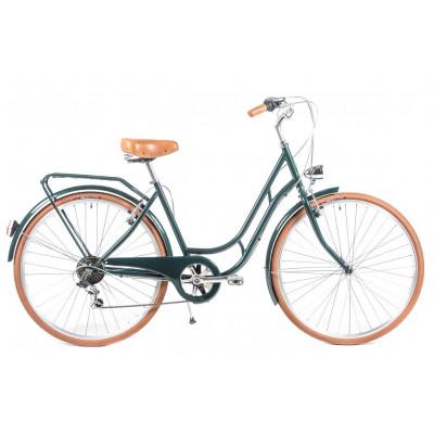 Classic Bicycle Capri Berlin 6 Speed | British Green