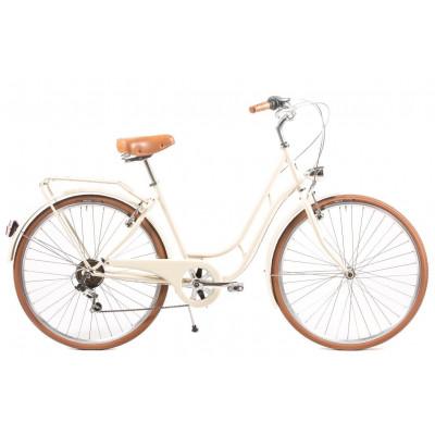 Classic Bicycle Capri Berlin 6 Speed | Cream