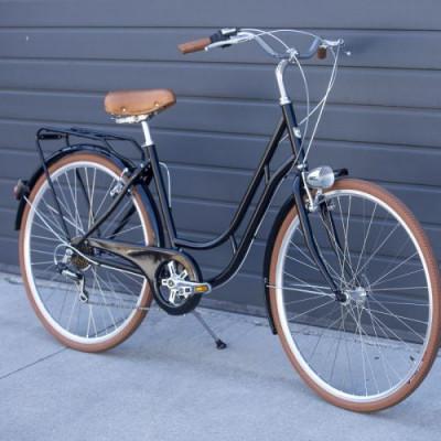 Classic Bicycle Capri Berlin 6 Speed | Black