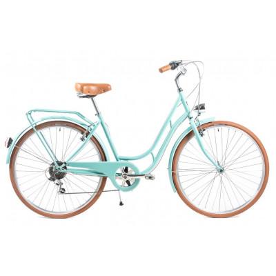 Classic Bicycle Capri Berlin 6 Speed | Aquamarina