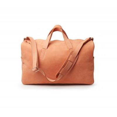 Overnighter Bag | Red Ochre