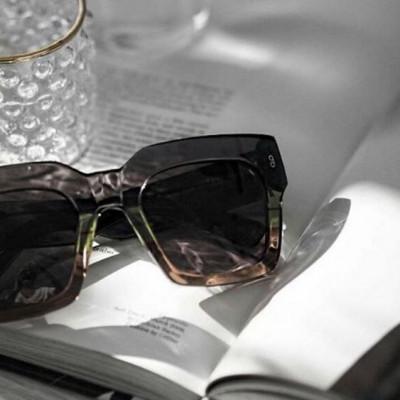 Genesis Sunglasses   Grey/Brown