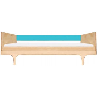 Wohnwagen-Diwan/Junior-Bett - Blau
