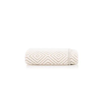 Towel Palermo 50 x 70 cm | Beige