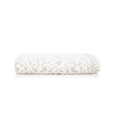 Towel Bari 70 x 130 cm | Beige