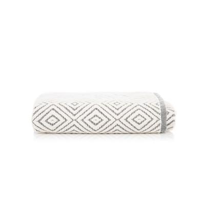 Towel Palermo 70 x 130 cm | Grey