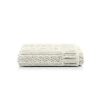Towel Amelia 70 x 140 cm | Beige
