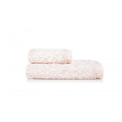 Towel Bari Set of 2 | Pink