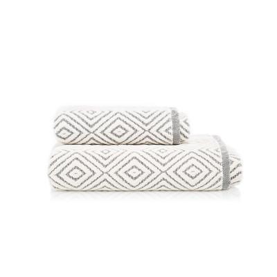 Towel Palermo Set of 2 | Grey
