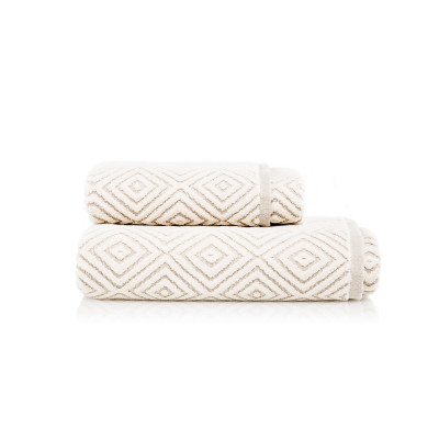 Towel Palermo Set of 2 | Beige