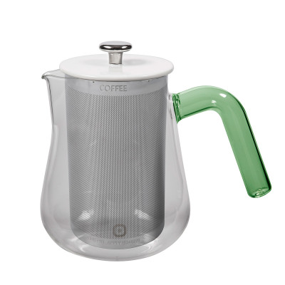 Kaffeemaschine ARCA X-TRACT BREW 0.8 L | Grün