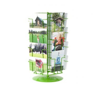 Picture Rack Carroussel Green
