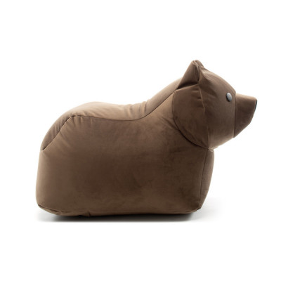 Sitzsack Bär Browny | Dunkelbraun