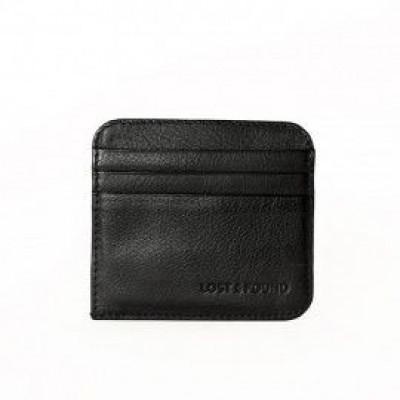 Cash & Credit Card Holder | Black