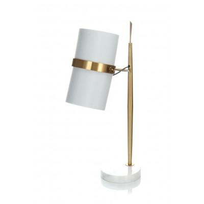 Table Lamp Casper | White/Gold