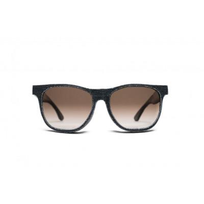 Cassini Denim Sunglasses | Stone Black