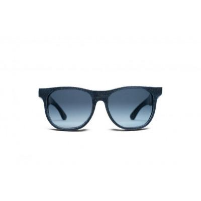 Cassini Denim Sunglasses | Marina Blue