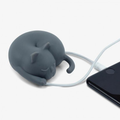 Cable Organiser Cat | Grey