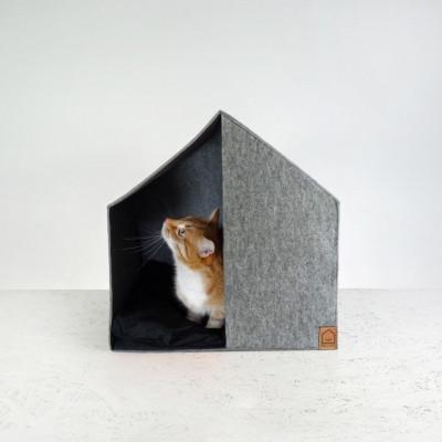 Filzhaus Katze/Hund | Gute Nacht