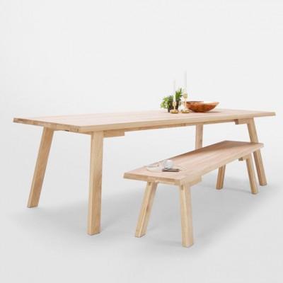 Catwalker-Tisch & Bank-Set