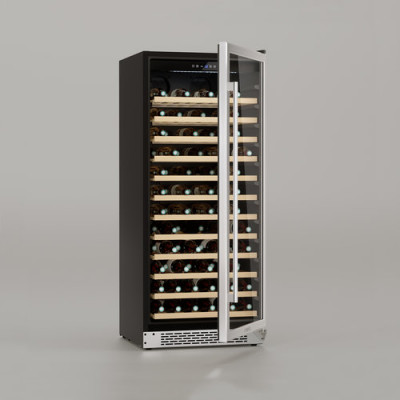 Eingebauter Weinklimaschrank 100 Flaschen