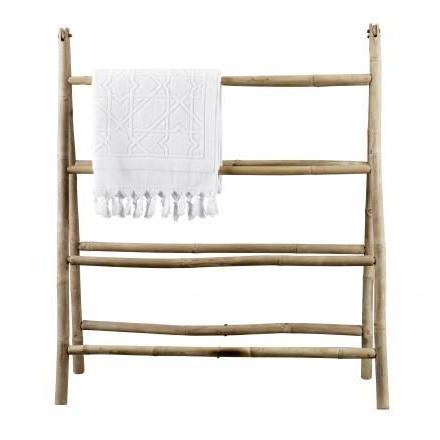 Porte-serviettes en Bambou