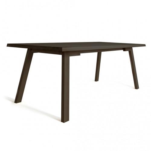 Catwalker-Tisch Schwarz