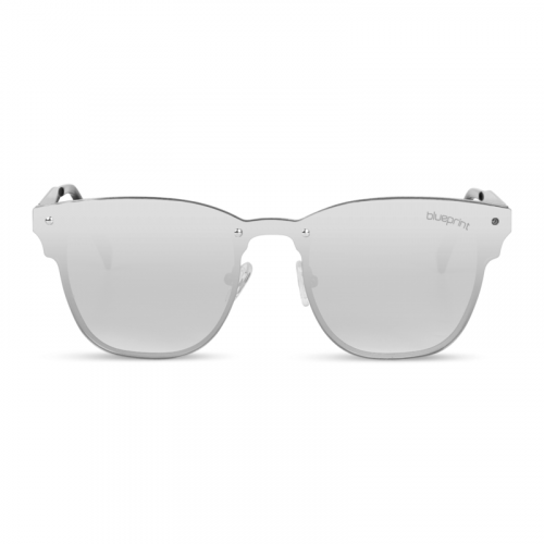 Sonnenbrille Cabana   Platin-Rauch