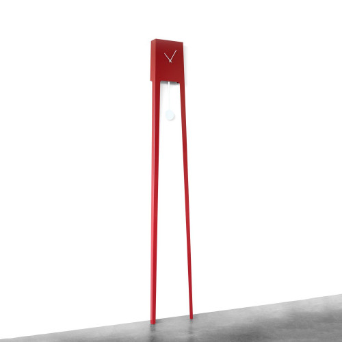 Clock Tiuku Pendulum | Red
