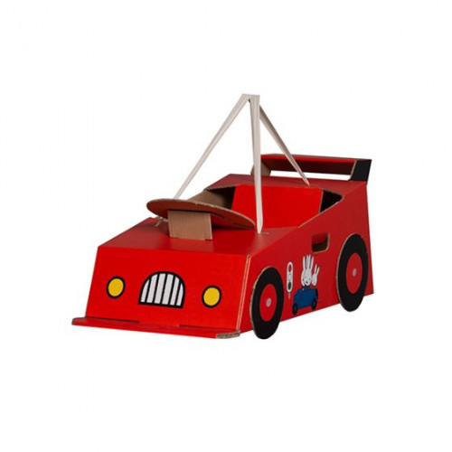 Mister Tody's Car   Miffy