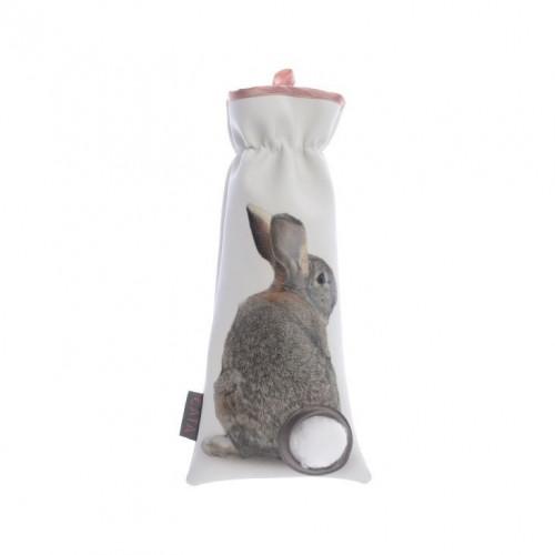 Bunny Cotton Ball Halter n° 14