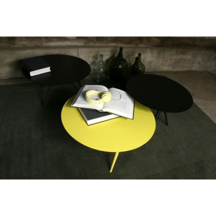 Turn - Side Table Low