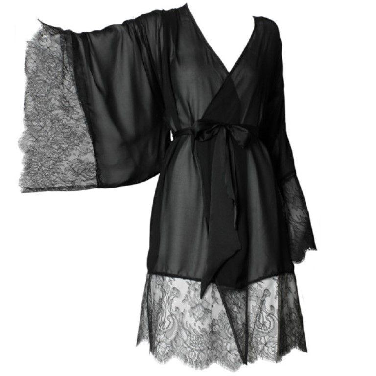 N°8 | Le Kimono Noir