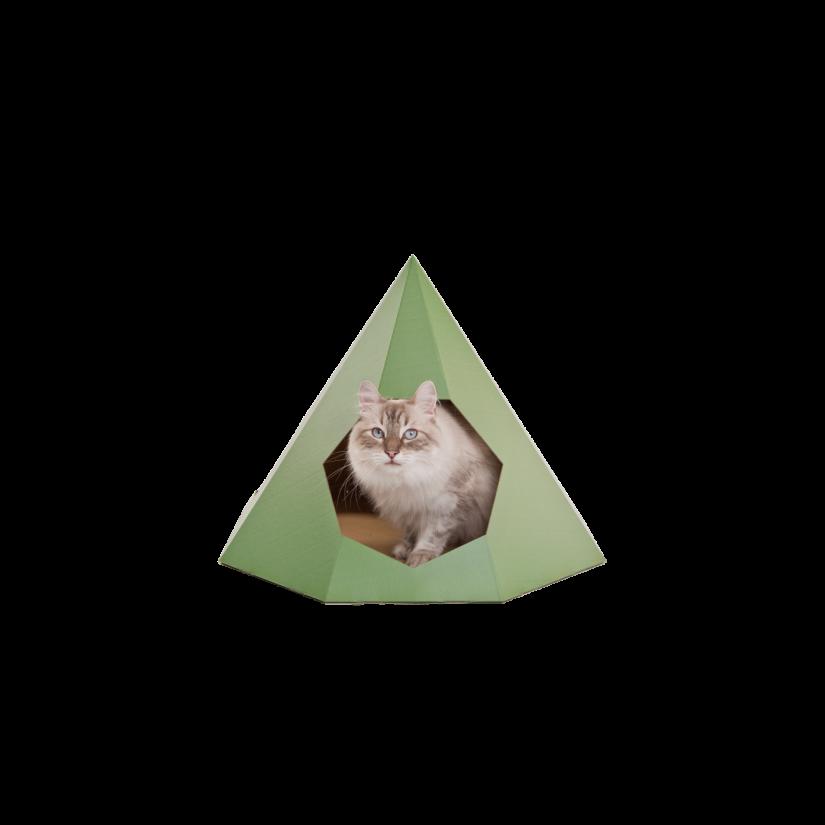 Cat Tipi   Green