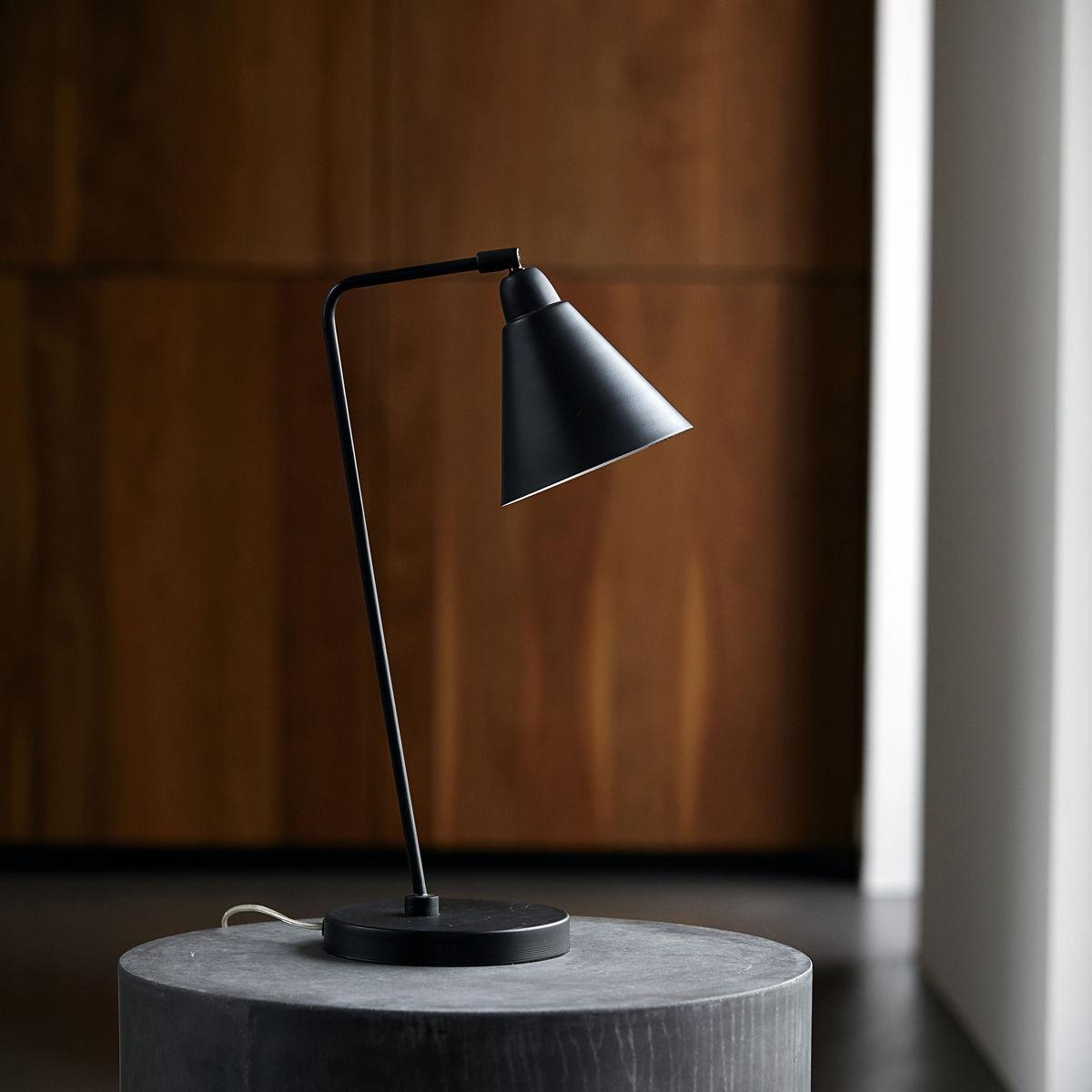 Table Lamp Game   Black