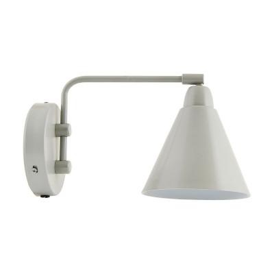 Wandlampenspiel | Grau & Weiß Klein