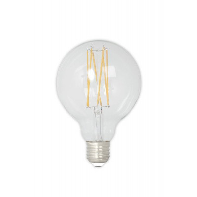 Ledlampe Calex Clear | G80