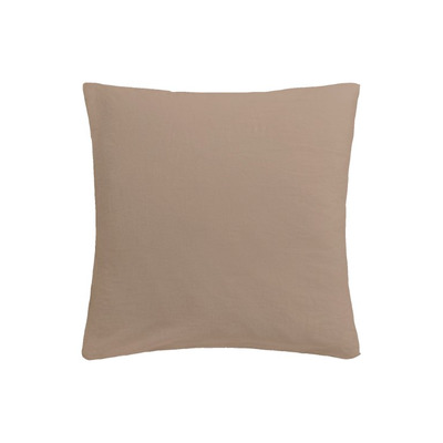 Pillow Cover 65 x 65 | Straw Brown