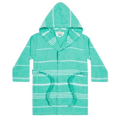 Children's Bath / Beach / Pool Robe | Peppermint