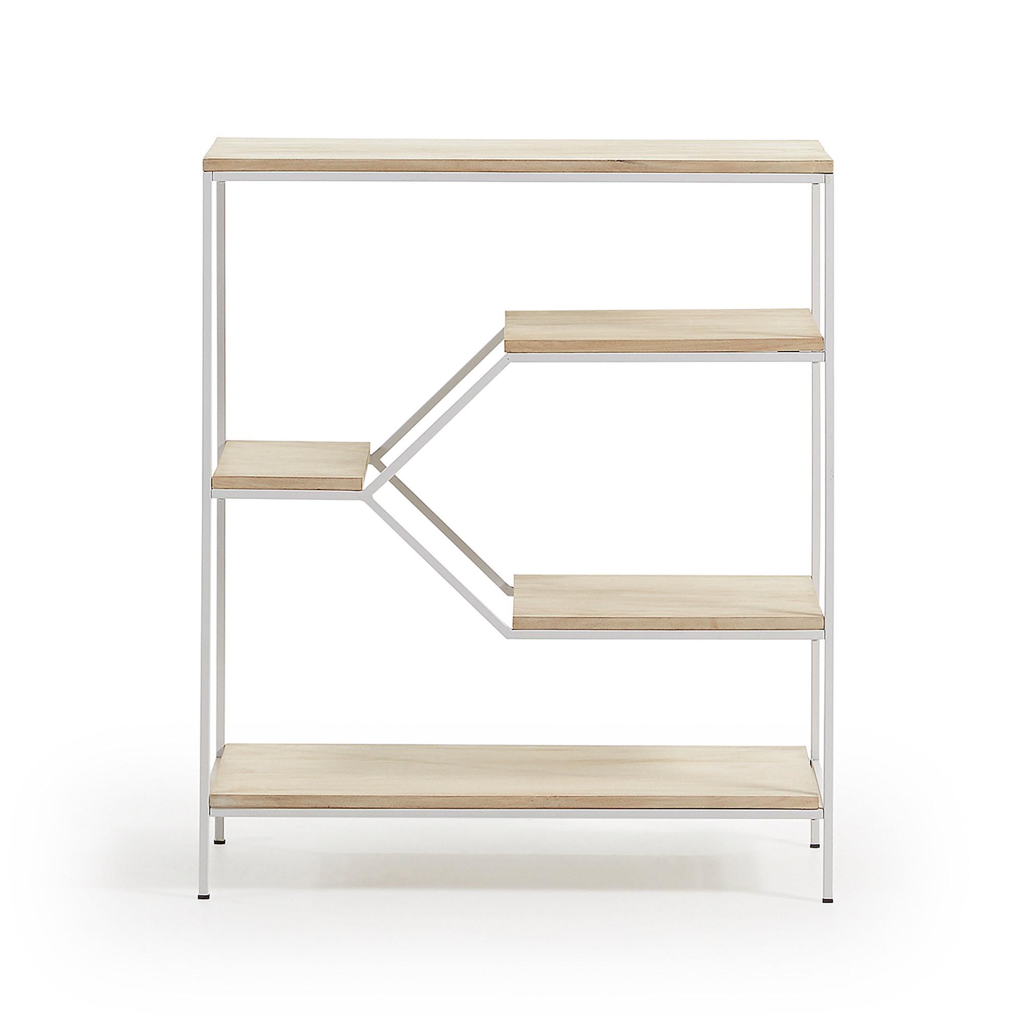 Bookshelf Spike | White
