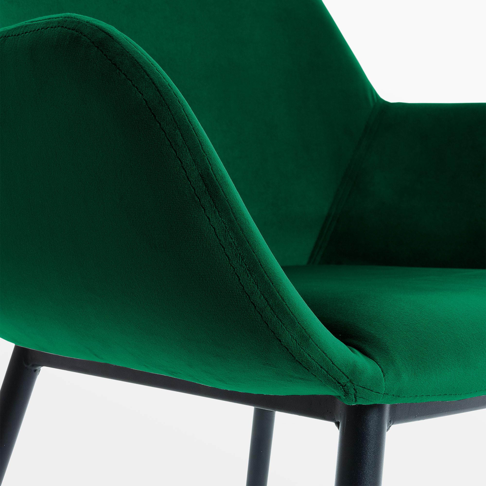 Armchair Como | Green