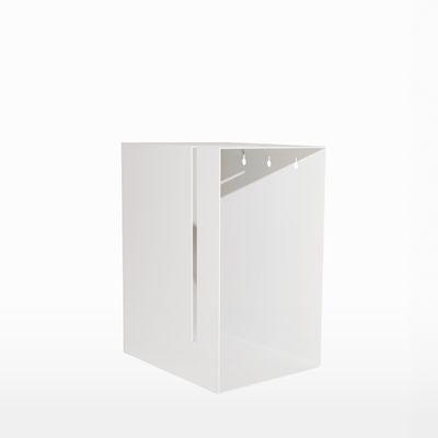 Manhattan Wall Cabinet | White