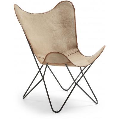 Lounge Chair | Beige