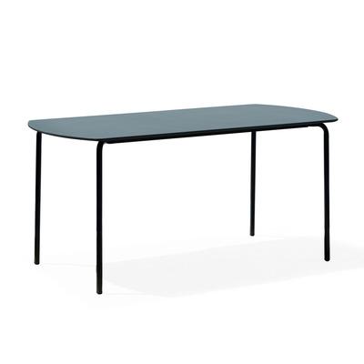 Tisch Thyra Innen/Außen | Schwarz