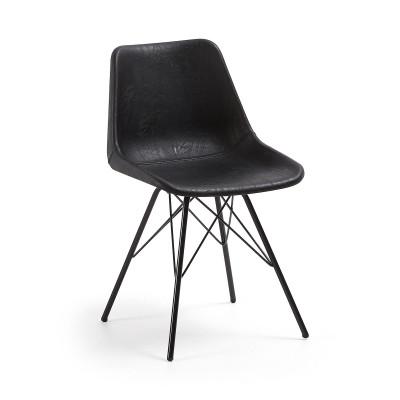 Stuhl Petit | Schwarz