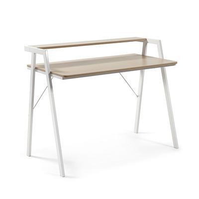 Schreibtisch Aarhus   Helles Holz