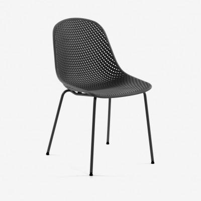 Stuhl Quinby | Grau
